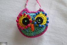 Crochet - Horgolás (Jewellry - Ékszer)