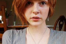 schönsein / Haut und Haare