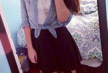 Cute Outfit Ideas:)