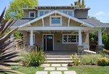 Craftsman Home Landscaping