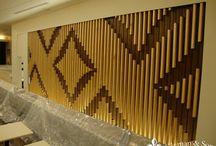 Wallboard at Gleman & Sons