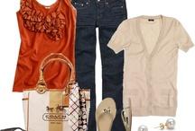 Outfit Ideas / by Robyn Reynolds Longhurst