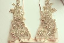 Romantic Lingerie / Sweet and delicate and beautiful.