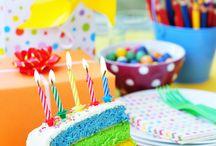 verjaardag cupcakes en taarten