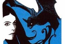 Horror Art & Design / Scary art and illustrations.