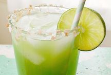 Drinks Margaritas / Cucumber Margarita