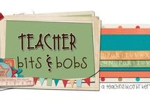 Ideas for the teacher... / Ideas for children / by Meleah Catherine
