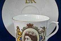 Royal commemoratives England / The English royal family is fun to follow...