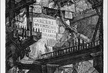 Piranesi: Carceri d'invenzione
