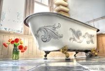Clawfoot tubs / by Talia Adomo