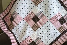 Quilting/Sewing / All kinds of fun stuff from quilting to sewing to non sewing fleece items. / by Patty Ahland