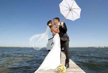 Wedding Parasol Inspiration / Some or our favourite Sunbella parasol weddings and a few others that have caught our eye