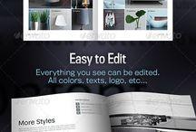 catalog,  brochure