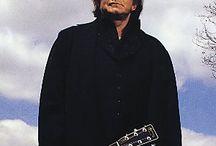 Walk the line / Johnny Cash / by Dorothy Spencer