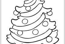Atividades para Natal 1º ano / Atividades diversas para serem aplicadas em sala de aula da educação infantil e ensino fundamental.