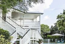 Veranda railing