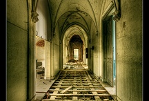 Inside the Abandoned / by Sharon Love