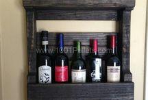 vin hyller