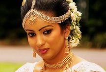 Vrouwen van Sri lanka / De vrouwen van Srilanka zijn heel bijzonder bijv. het haar wat vrij lang is