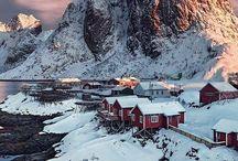 dovolená / Norská cesta