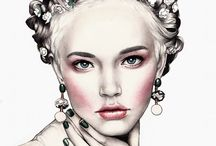 Illustration / Faces