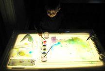 Light Table / by Heidi Schultz Woltemath