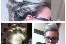 Blonde Hair Rocks! / Hair Styles I've had over the weeks... :)