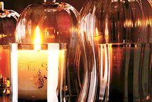 Scented candles / Doftljus -  Scented candles - Candele profumate