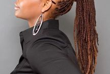 Locs / by Sharon Brown