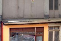 Antes - despues / El antes y despues tras instalar ventanas,puertas.....