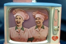 LUCY and ETHEL / I Love Lucy / by Marilyn Shipman