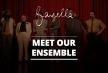 Gavella's Ensemble / Meet our actors and actresses, renown for their artistic excellence. We'll present them one by one - be sure to follow us!