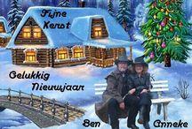 Fijne kerst en gelukkig nieuwjaar