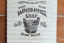 Tabla de lavar ropa