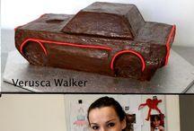 cake idea bdays