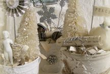 Winter White Decor / by Amy Owenby