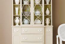 Painted furniture / by Debra Jones