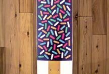 Skatebord Design