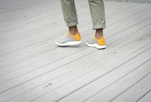 Sneakers & Shoes / What's hot and what's hot / by Matthew Pike - Buckets & Spades