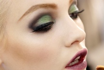 Runway makeup
