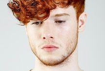 men's curly