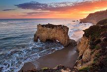 L.A. by the beach...