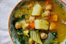 Slurp...yummy soups,stews, & chilis!  / by Kimm Furlotte