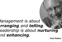 Management Quotes / An extensive collection of quotations from famous authors.