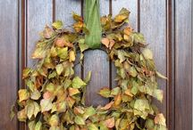 autum decor ideas