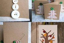 (kerst) kaarten