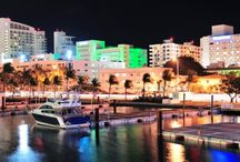 Miami Living / Whether your new to the city or just visiting, Rent.com tells you what to do in Miami, Florida. From where to go for live music to the best dog parks, check out what the MIA has to offer. / by Rent.com