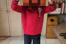 Minecraft Party / My son wanted a #Minecraft party ! This is what we came up with.  / by Diva Q