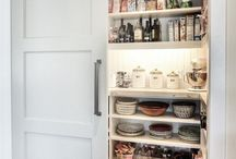 Hall Pantry door