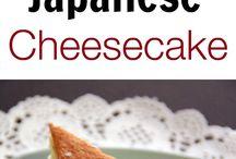Japan cheese cake